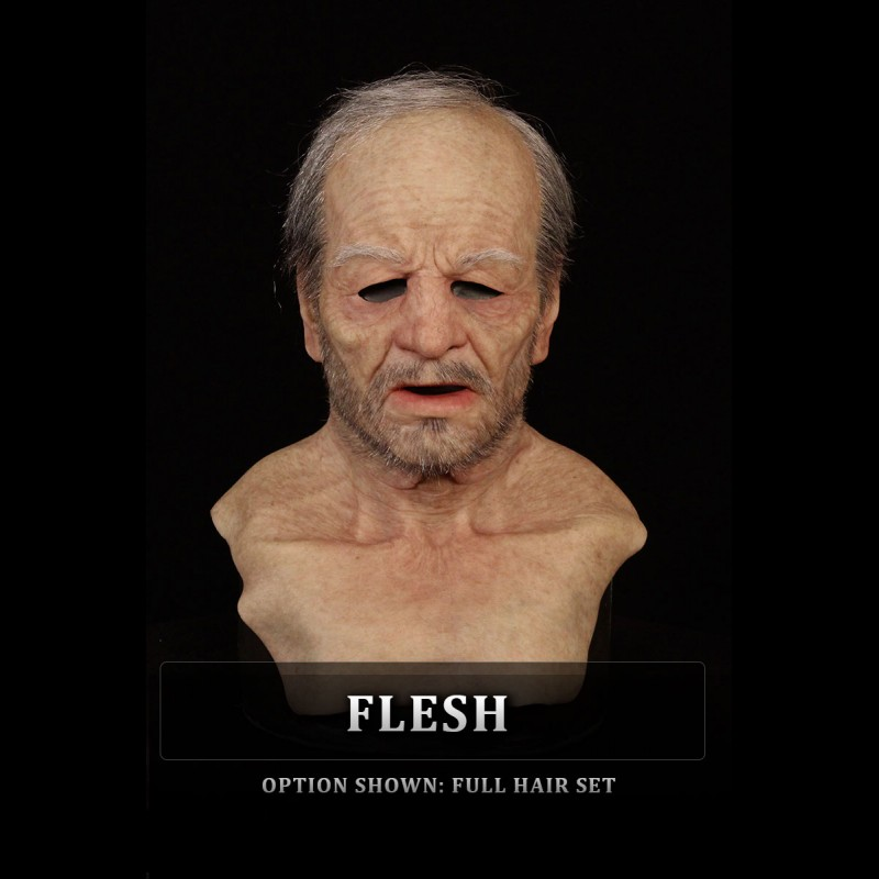 Old Timer Silicone Mask