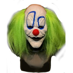 Whispers the Clown Silicone Half Mask