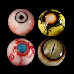 Acrylic Eyes - by Fourth Seal Studios