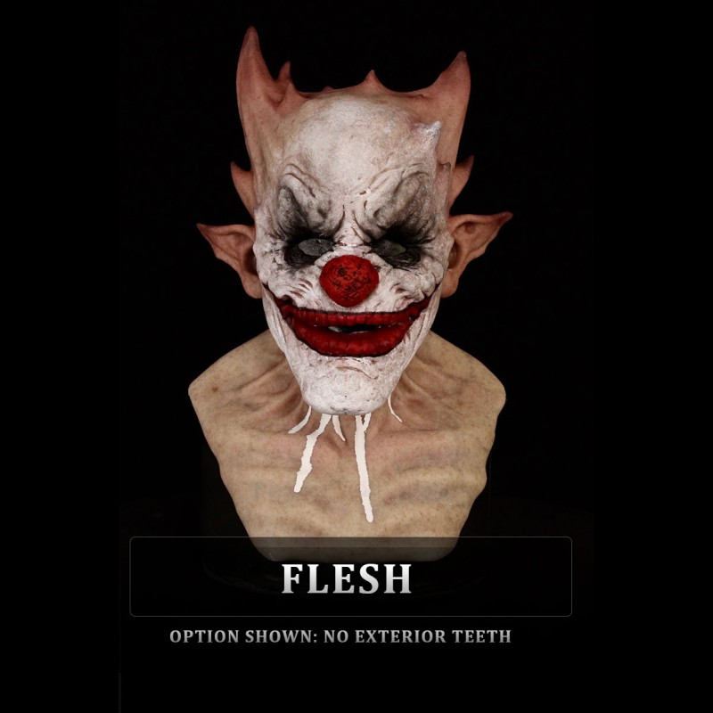 King Klown Silicone Mask