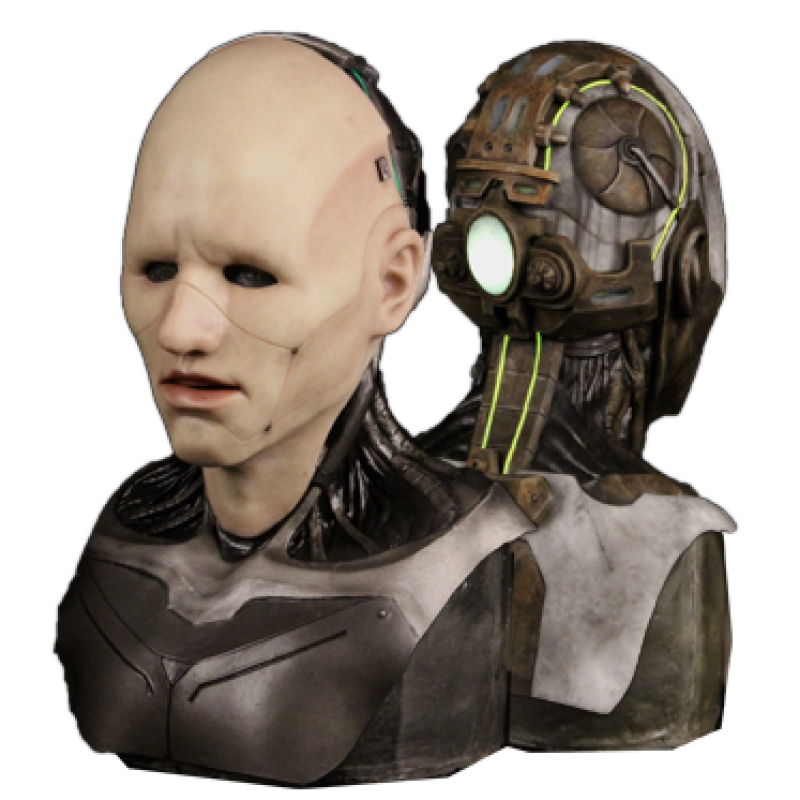 Android Silicone Mask