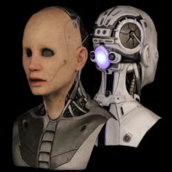 Machina Silicone Mask