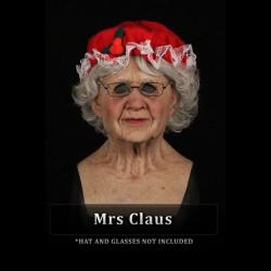 Grandma Female Fit Silicone Mask