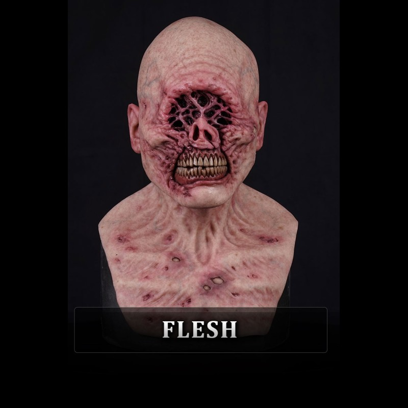 Void Silicone Mask