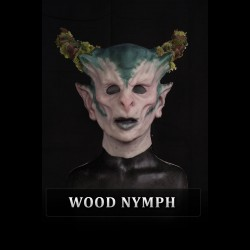 Lilith Female Fit Silicone Half Mask