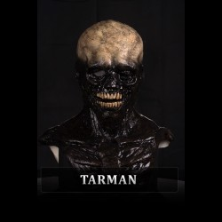 Mummified Silicone Mask