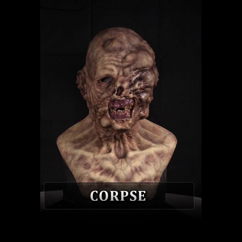 Mutant Silicone Mask