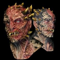 Brimstone Silicone Mask
