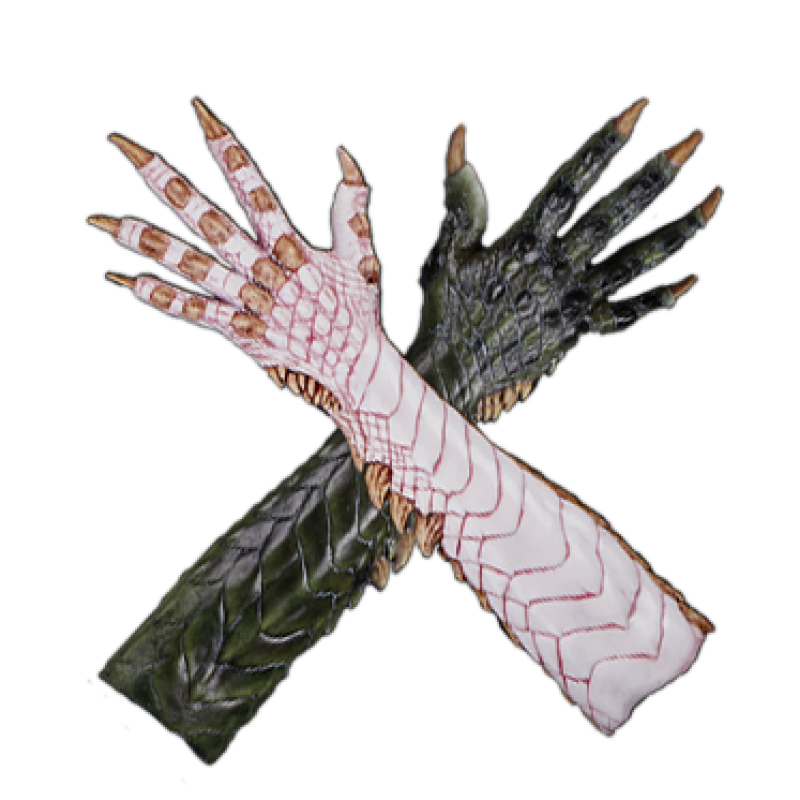 Reptilian Silicone Sleeves