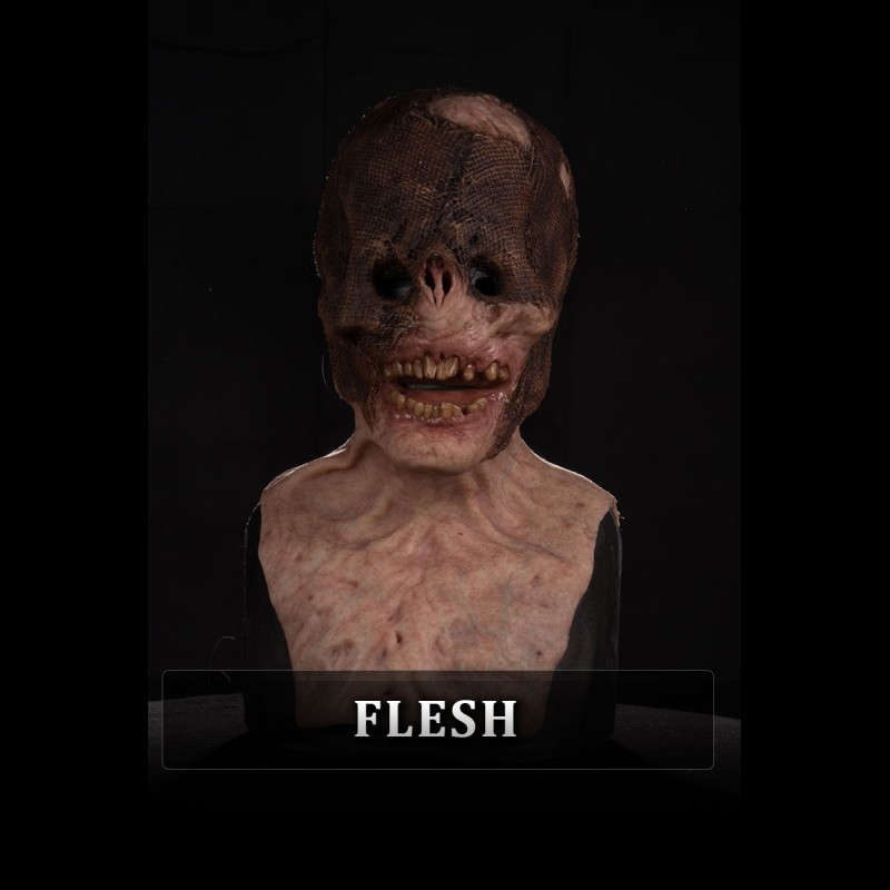 Scarecrow Silicone Mask