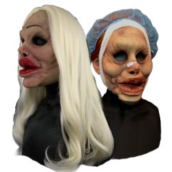 Botched Female Fit Silicone Half Mask
