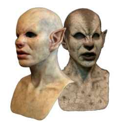 Feral Female Fit Silicone Mask