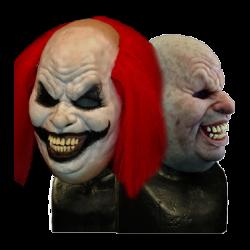 Chuckles Silicone Half Mask