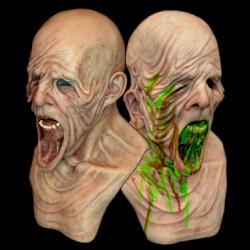 Meltdown Silicone Mask