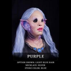 Mermaid Female Fit Silicone Mask