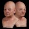 Monk Silicone Mask