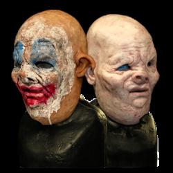 Porkchop Silicone Half Mask