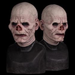 Shadowman Silicone Half Mask