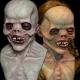 Unborn Silicone Mask