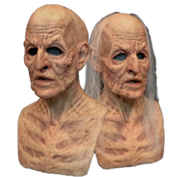 Witch Female Fit Silicone Mask