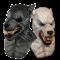 Werewolf Silicone Mask