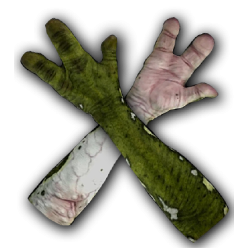 Alien Silicone Sleeves