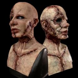 Bride Female Fit Silicone Mask