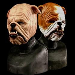 Bulldog Silicone Half Mask