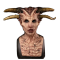 Daemona Female Fit Silicone Mask