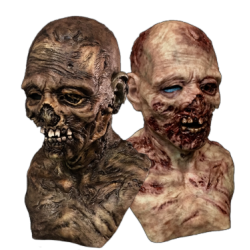 Exhumed Silicone Mask