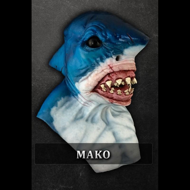 Shark Silicone Mask