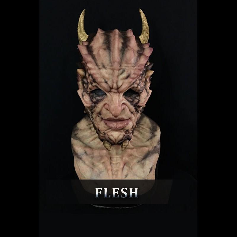 Moloch Silicone Mask