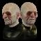 See No Evil Silicone Half Mask
