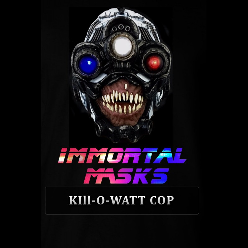 Kill_O_Watt Cop Tshirt - Womens