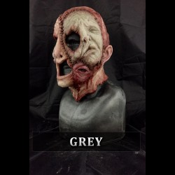 Slasher Silicone Half Mask