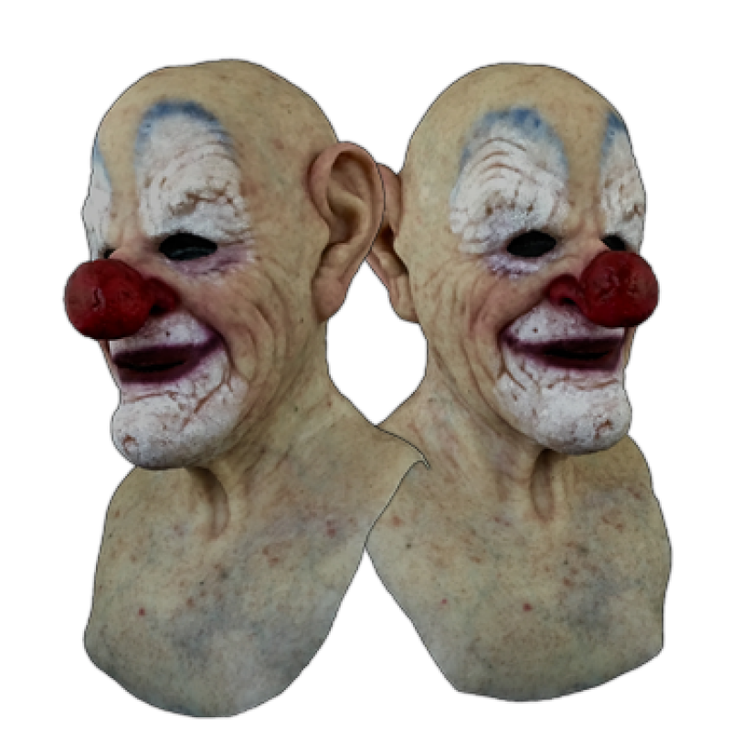Uncle Tickles Silicone Mask