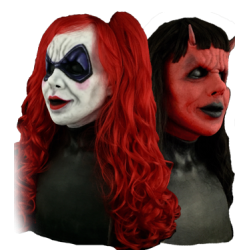 Trixie Female Fit Silicone Half Mask