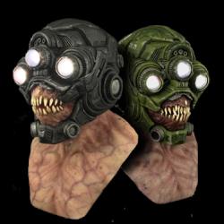 Kill-O-Watt Silicone Mask
