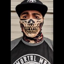 Death Demon Cloth Face Mask
