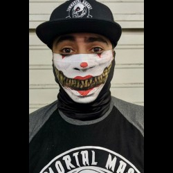 Kala clown Cloth Face Mask