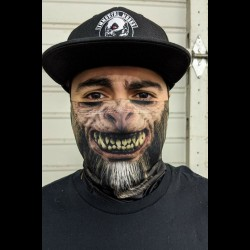 Lycan Cloth Face Mask