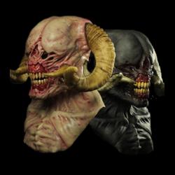 Berserker Silicone Mask