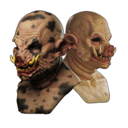Boar Silicone Mask