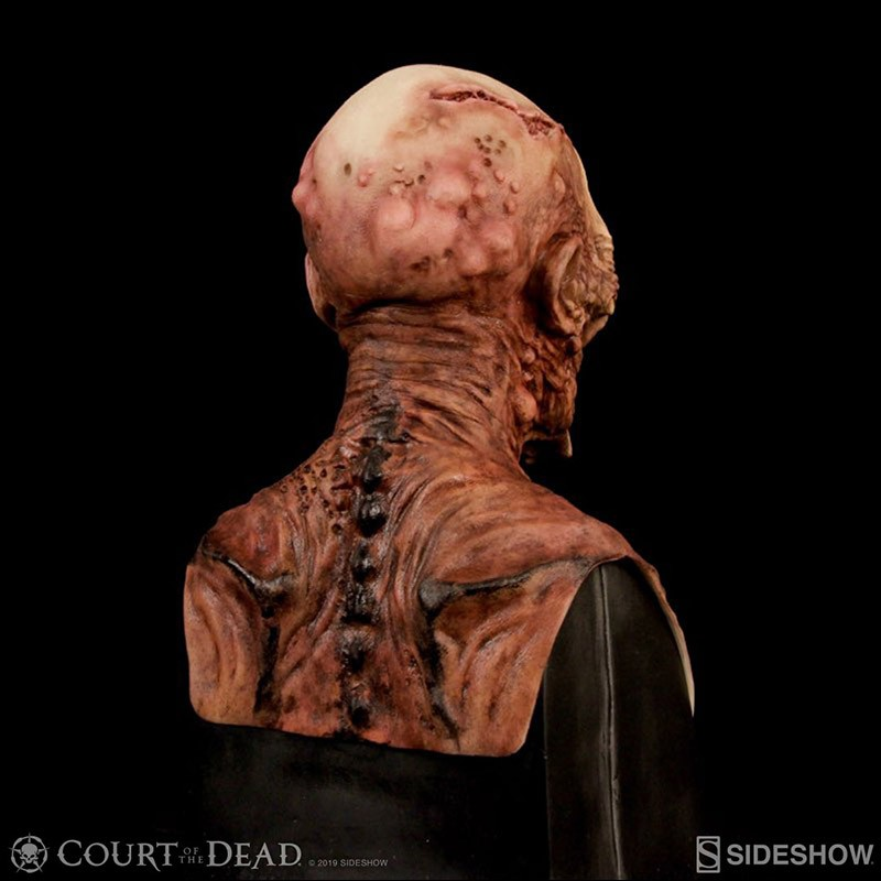 Avarkus, the Red Death Silicone Mask