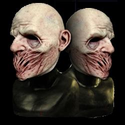 Mute Silicone Half Mask