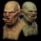 Ogre Silicone Mask