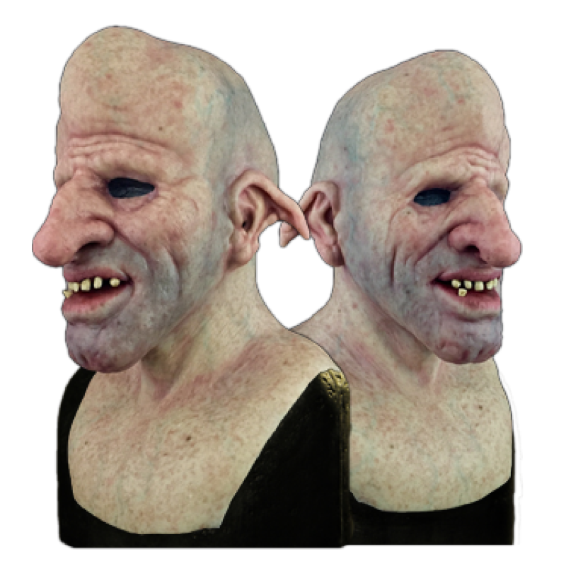 Kevin Silicone Mask
