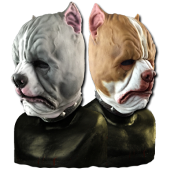 Pitbull Silicone Half Mask