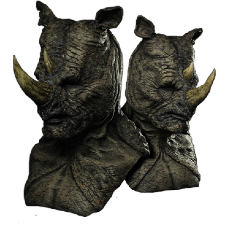 Rhino Silicone Mask