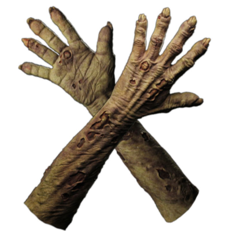 Zombie Silicone Sleeves